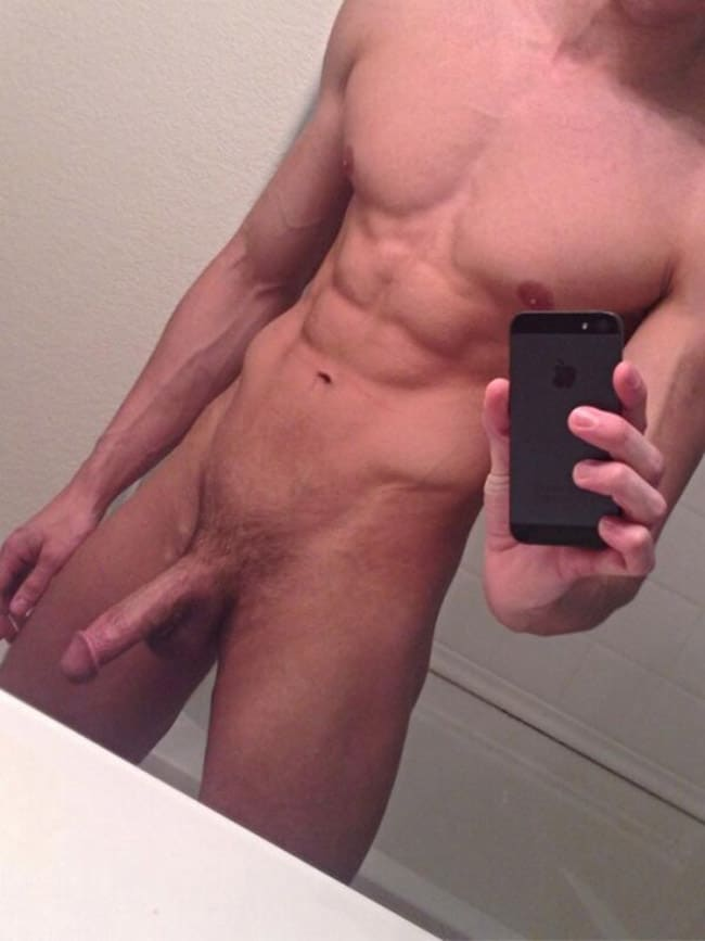 Hot Hanging Dick
